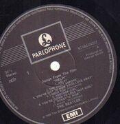 LP - The Beatles - Help! - Sweden