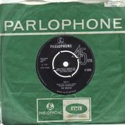7'' - The Beatles - Help! - original 1st UK, company sleeve