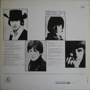 LP - The Beatles - Help! - France