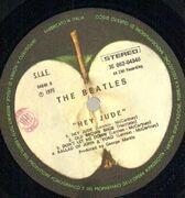 LP - The Beatles - Hey Jude - Italy