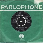 7'' - The Beatles - I Want To Hold Your Hand - original 1st uk, company sleeve