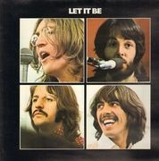 LP - The Beatles - Let It Be - DMM