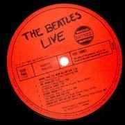 Double LP - The Beatles - Live At The Star-Club In Hamburg Germany, 1962