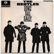 7inch Vinyl Single - The Beatles - Long Tall Sally - Solid Centre