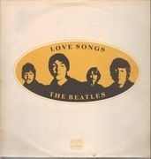 Double LP - The Beatles - Love Songs - Light Green Labels