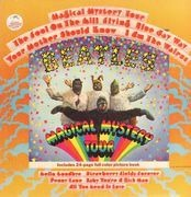 LP - The Beatles - Magical Mystery Tour - + BOOKLET