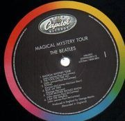 LP - The Beatles - Magical Mystery Tour - 180G + BOOKLET
