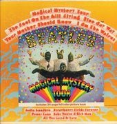LP - The Beatles - Magical Mystery Tour - with booklet