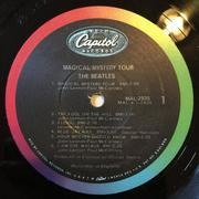 LP - The Beatles - Magical Mystery Tour - MONO US + BOOKLET