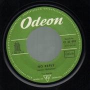 7inch Vinyl Single - The Beatles - No Reply / Eight Days a Week - PICTURE SLEEVE