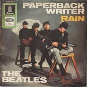 7inch Vinyl Single - The Beatles - Paperback Writer / Rain - SUNGLASSES SLEEVE