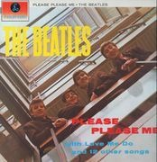 LP - The Beatles - Please Please Me - DMM