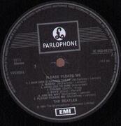 LP - The Beatles - Please Please Me