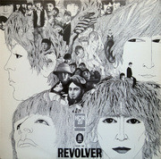 LP - The Beatles - Revolver - BLUE ODEON