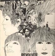 LP - The Beatles - Revolver - One Boxed EMI Logo