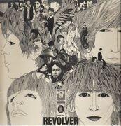 LP - The Beatles - Revolver - Original 1st German