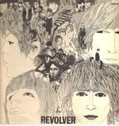 LP - The Beatles - Revolver - UK MONO