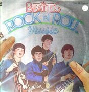 Double LP - The Beatles - Rock 'N' Roll Music - oirigial japanese