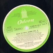 LP - The Beatles - Rock 'N' Roll Music Vol. 2 - Label variation