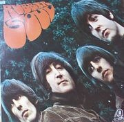 LP - The Beatles - Rubber Soul - GREEN ODEON