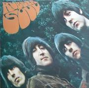 LP - The Beatles - Rubber Soul - DMM