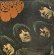 LP - The Beatles - Rubber Soul - SMO 74 066