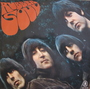 LP - The Beatles - Rubber Soul - SMO 84 066