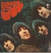 LP - The Beatles - Rubber Soul - BLUE EMI/ODEON LABELS