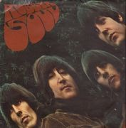 LP - The Beatles - Rubber Soul - ORIGINAL UK MONO