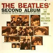 LP - The Beatles - Second Album - US Mono