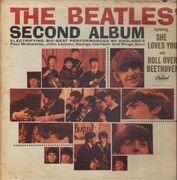 LP - The Beatles - Second Album - Original US Mono