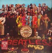 LP - The Beatles - Sgt. Pepper's Lonely Hearts Club Band - + Cutout sheet