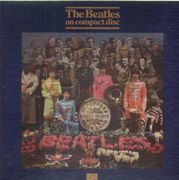 CD-Box - The Beatles - Sgt. Pepper's Lonely Hearts Club Band - LIMITED EDITION BOX SET