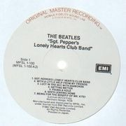 LP - The Beatles - Sgt. Pepper's Lonely Hearts Club Band - MFSL