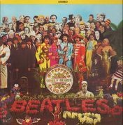 LP - The Beatles - Sgt. Pepper's Lonely Hearts Club Band - Canada + Insert