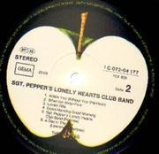 LP - The Beatles - Sgt. Pepper's Lonely Hearts Club Band