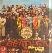LP - The Beatles - Sgt. Pepper's Lonely Hearts Club Band - Original Hörzu