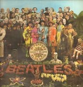 LP - The Beatles - Sgt. Pepper's Lonely Hearts Club Band - ORIGINAL SINGAPOREAN