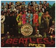 CD - The Beatles - Sgt. Pepper's Lonely Hearts Club Band - Slipcase