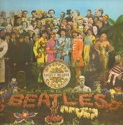 LP - The Beatles - Sgt. Pepper's Lonely Hearts Club Band - UK ORIGINAL STEREO