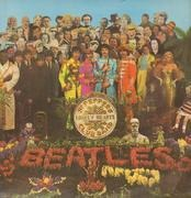 LP - The Beatles - Sgt. Pepper's Lonely Hearts Club Band - UK Stereo + insert