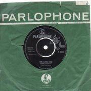 7'' - The Beatles - She Loves You - 1st uk, company sleeve
