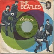 7inch Vinyl Single - The Beatles - She Loves You / I'll Get You - artist sleeve