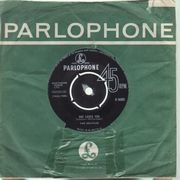 7'' - The Beatles - She Loves You - Original 1st UK, company sleeve