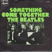 7inch Vinyl Single - The Beatles - Something / Come Together - Picture sleeve
