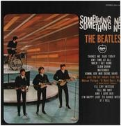 LP - The Beatles - Something New - Japan + insert