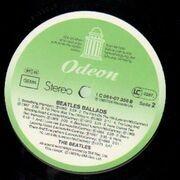 LP - The Beatles - Ballads