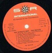 LP - The Beatles - The World's Best - Original 1st German Small Labels