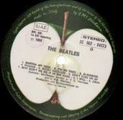 Double LP - The Beatles - White Album