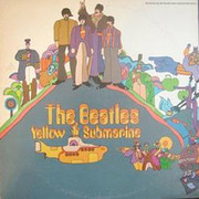 LP - The Beatles - Yellow Submarine